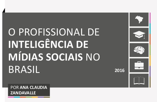 O profissional de inteligência de mídias sociais no Brasil