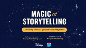 Disney: The Magic of Storytelling